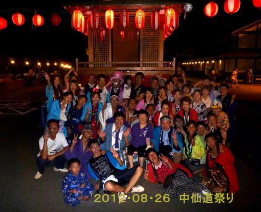 中仙道夏祭り20120826